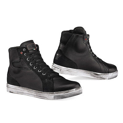 TCX Men Street Ace Waterproof Casual Motorcycle Shoes Riding Boots Urban Ducati