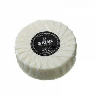 Kent Luxury Shaving Soap Sapone da Barba Solido 125g