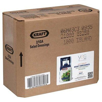 Yes Pack Thousand Island Dressing, 1 Gallon -- 2 per case.