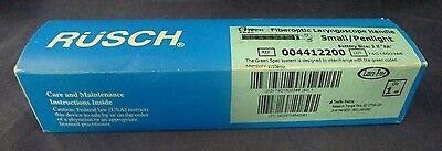 Rusch 004412200 Green Spec Fiberoptic Laryngoscope Handle NEW
