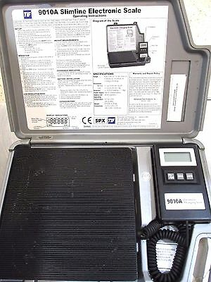 9010A Slimline Electronic Scale Used