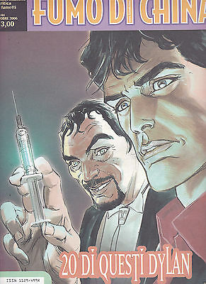 FUMO DI CHINA N° 144 con Dylan Dog