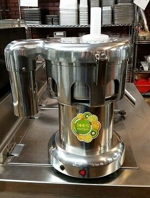 EXCELLENT!-Commercial All-Stainless Steel Juicer/Extractor A2000 - FREE SHIPPING