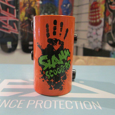 Slamm Scooter Quad Clamp Orange