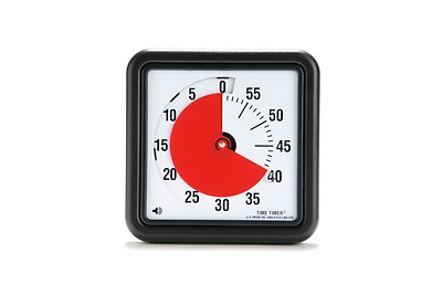 Time Timer 8 Inch 1 Pack - very useful with students with autism - FREE SHIP