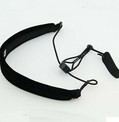 Musical Instrument Clarinet Strap Neck Band Holder Hanging Carrier Durable Strap