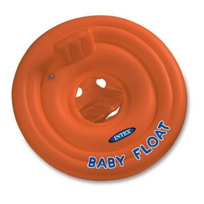 Intex Baby safety ring Float Baby Swim aid 1 bis 2 Years Baby swimming