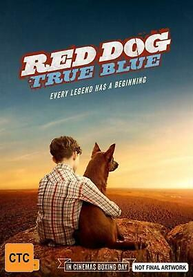 Red Dog - True Blue - DVD Region 4 Free Shipping!