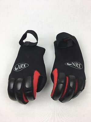 NRS Men's Large Kayaking Gloves- 90% Neoprene/ 10% Nylon