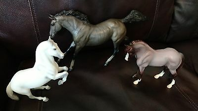 Breyer Model Horse Lot of 3 Collectible​ Horses