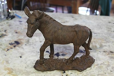 Cast Iron Donkey/Mule