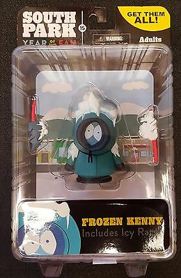 "South Park, Year of the Fan: ""Frozen Kenny"" w/ Icy Rats (Mezco, 2011)"
