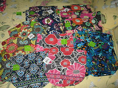 Vera Bradley Ditty Bag choice of pattern NWT ~ Travel/All Purpose~MSRP $28~10132