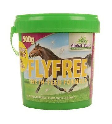 Global Herbs Flyfree - Fly, Louse & Insect Control