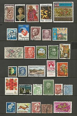 WORLD STAMPS - mixed collection, Lot No.99, all different