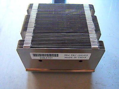 IBM heatsink FRU 13N1625