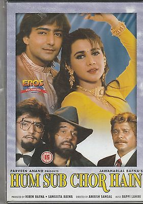 Hum Sub Chor hain - Dharmendra    [Dvd]  1st Edition  Released
