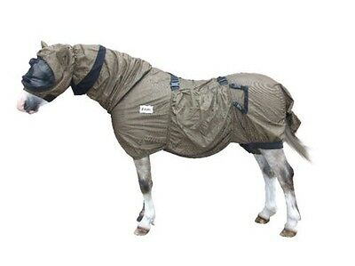 Z-Itch Sweet Itch Rug C/W Hood - Fly, Louse & Insect Control
