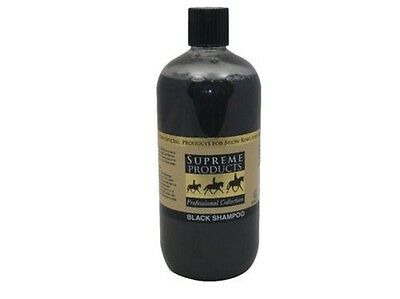 Supreme Products Professional Black Shampoo - Shampoos & Conditioners