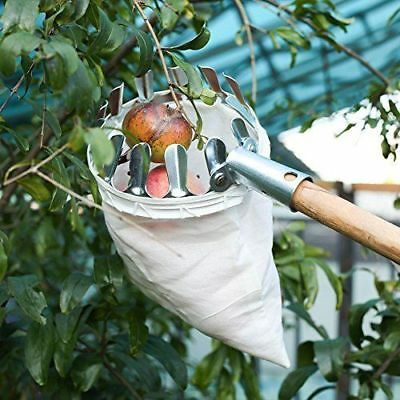Outdoor Convenient Horticultural Fruit Picker Gardening Apple Peach Picking