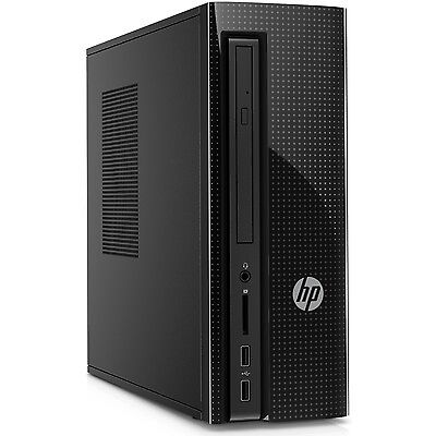HP Midi-Tower PC 260-a156ng AMD A6 A6-7310 4 GB 1 TB HDD Windows® 10 Home AMD Ra