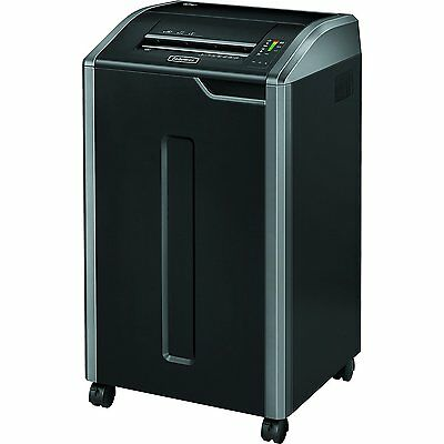 Fellowes 425Ci Jam Proof Commercial 30-Sheet Cross-Cut Paper 38425 Shredder