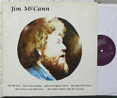 JIM MCCANN - Same   Bellaphon Lp  1979   The Dubliners