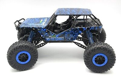 Crawler Rc 4X4 Scala 1:10 Rtr - P1001