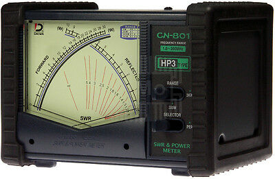 Daiwa CN-901 HP3 1.8-200 MHz 3KW Professional Series Bench Meters