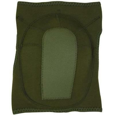OLIVE DRAB GREEN NEOPRENE ADJUSTABLE SPORTS TESTED ELBOW PAD - Padded, One Size