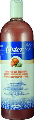 Oster Orange Creme Extra Clean Shampoo - 946ml - Shampoos & Conditioners