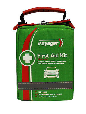 Voyager Versatile First Aid Kit Soft Case Car Kit