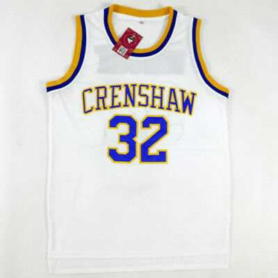 Monica Wright Jersey 32 Basketball Movie Crenshaw Love and