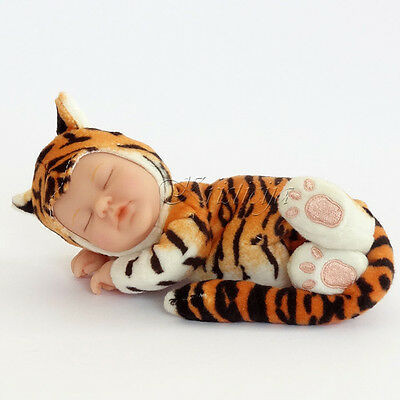 ANNE GEDDES DOLLS Bean Filled NEW IN BOX Great Gift TIGER DOLL. See other dolls!