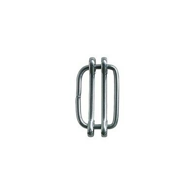 Corral Tape Connector Stainless Steel - 13mm x 5 Pack - Fencing