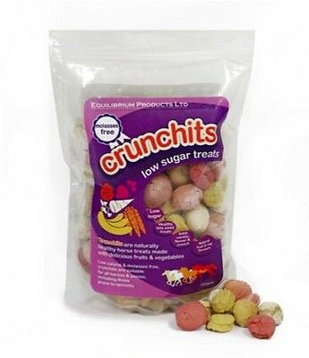 Equilibrium Products Crunchits - 750 g - Pferd Leckerlies