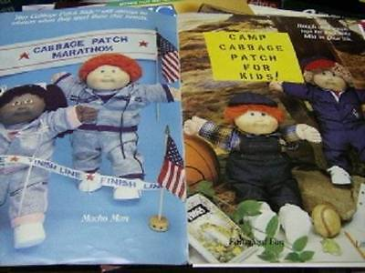 Cabbage Patch Kids Designer Clothes Sewing Book-25 Outfits-Uncut Patterns