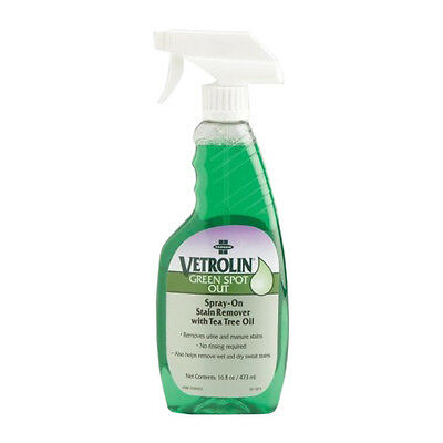 Horse Health Products Vetrolin Green Spot Out - 473ml - Grooming