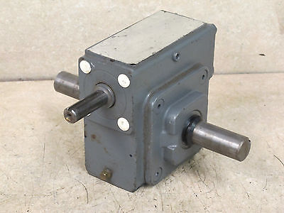 Winsmith,  60:1  Ratio,   920 ,  Gear Reducer,    Shaft Drive,  557 Inch Pounds