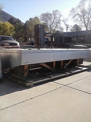 Exhaust Hood 12' x 5' Complete System w/Fire suppression system