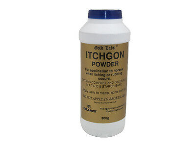 Gold Label Itchgon Powder - 300 g - Fly, Louse & Insect Control