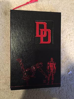 Marvel Limited - Daredevil Man without Fear Hardcover HC Rare Collectible
