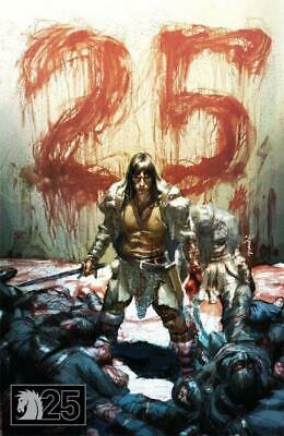King Conan: The Scarlet Citadel #1 1:10 Dark Horse 25th Anniversary Variant