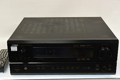 Denon AVR-3802 7.1 Channel Dolby Digital DTS Surround Receiver Amplifier