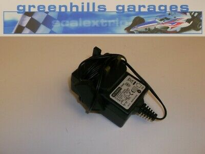 Greenhills Scalextric plug in transformer 15v P9400W Used MACC207