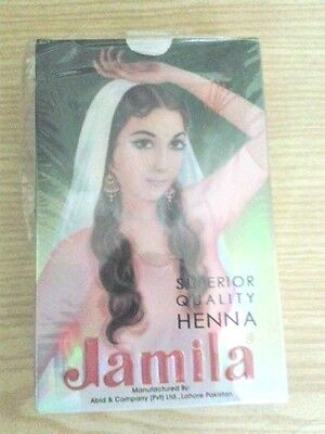 Jamila Henna Powder Crop 2015 BAQ Expiry 2018 Stock Clearance Sale Free Shipping