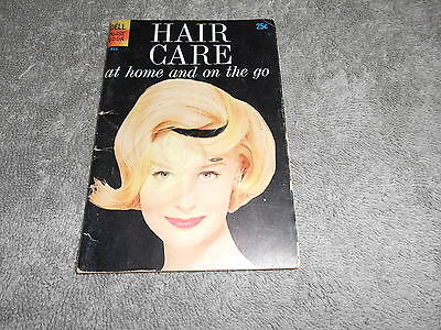Vintage - Dell Purse Book - 1962 Hair Care