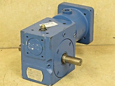 Paper Converting Machine Co.,  5:1 Ratio  Gear Reducer,  597 Inch Pounds