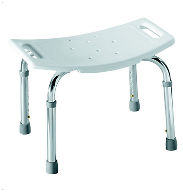 Shower Seat Bench Safety Health Base Right Adjustable Heavy-Duty ADA Left Drain