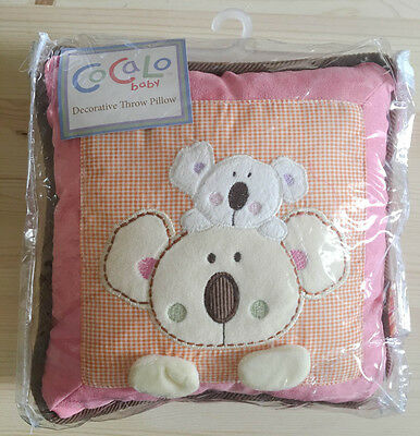 Cocalo Baby - Room Decor/Decorative Throw Pillow ❤️ Cute Decoration for Nursery